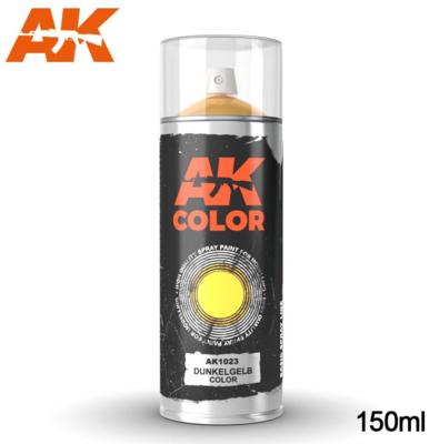 Dunkelgelb color - Spray 150ml