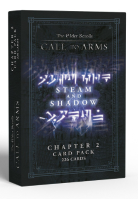 The Elder Scrolls Call to Arms, Chapter Two Card Pack - Steam & Shadow