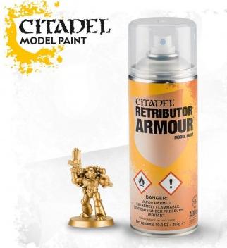 Spray Retributor Armor