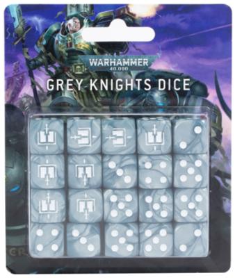 GREY KNIGHTS DICE