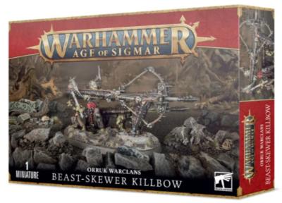 ORRUK WARCLANS: BEAST-SKEWER KILLBOW