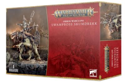 ORRUK WARCLANS: SWAMPBOSS SKUMDREKK