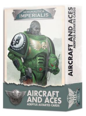 A/I: AD/ASTARTES AIRCRAFT & ACES CARDS