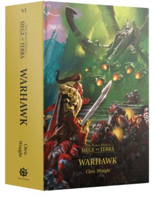 HORUS HERESY: S.O.T: WARHAWK (HB)