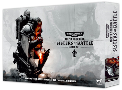 Adepta Sororitas: Sisters of Battle - 1
