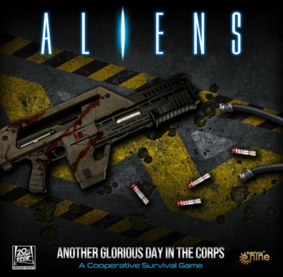 Aliens: Another Glorious Day in the Corps - EN - 1