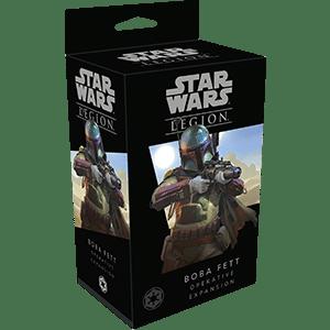 Star Wars Legion: Boba Fett Operative