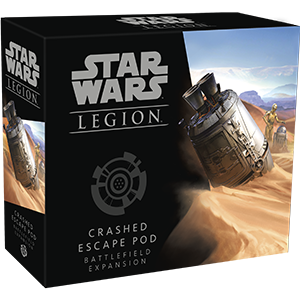 Star Wars Legion: Crashed Escape Pod Battlefield Expansion - EN