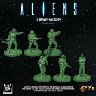 Aliens: Ultimate Badasses - EN