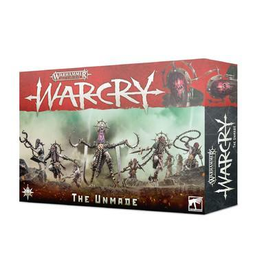 WARCRY: THE UNMADE