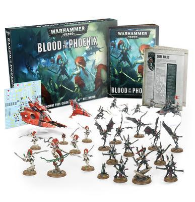 BLOOD OF THE PHOENIX PRE-ORDERS