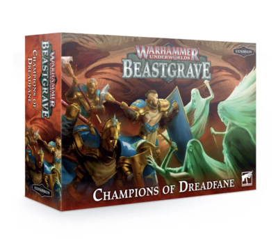 WHU: CHAMPIONS OF DREADFANE