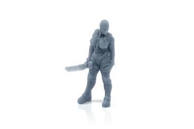 Standing Woman - 1