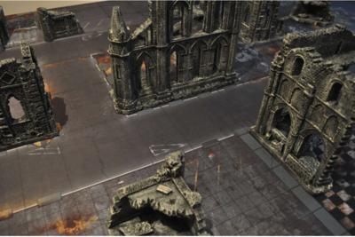 Gothic Ruins Set 2 - 10