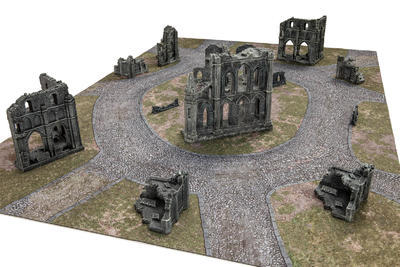 Gothic Ruins Set - 12