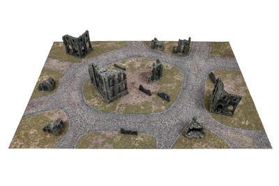 Gothic Ruins Set - 13