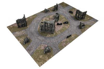 Gothic Ruins Set - 14