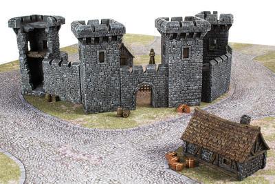 Medieval Castle Set - 14