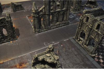 Gothic Ruins Set - 15