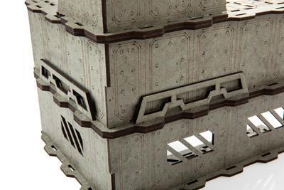 Hive City Grey - 15
