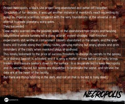 Necropolis Set - 17