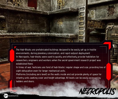 Necropolis Set - 18