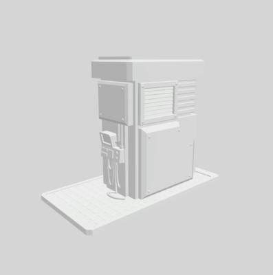Chem Zone Set 3D file - 18