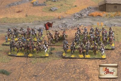 By Fire and Sword: Imperial Skirmish Set - 2
