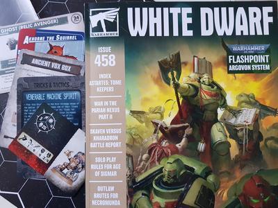 WHITE DWARF 458 (ENG) - 2
