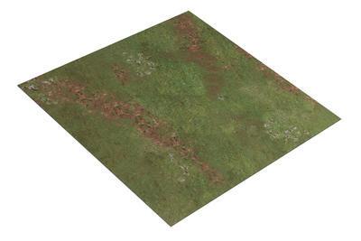4'x4' -G-Mat: Highlands in War - 2