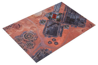 6'x4' G-Mat: Forges of Mars - 2