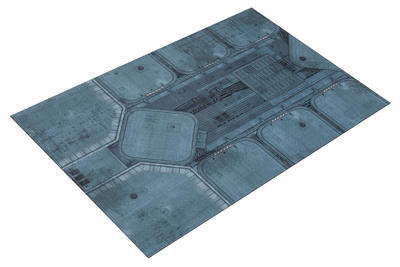 6'x4' G-Mat: Imperial Base - 2