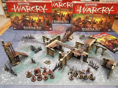 Warcry Starter Set ENG - 2