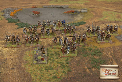 By Fire and Sword: Tatar Skirmish Set - 2