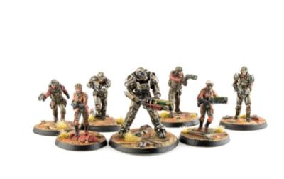 Fallout: WW Brotherhood of Steel Core Box - 2