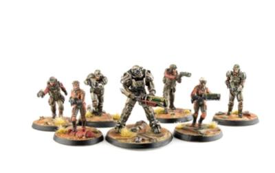Fallout: WW Brotherhood of Steel Core Box - 2