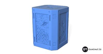 Hive Walls 3D file - 2