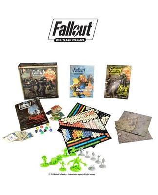 Fallout: Wasteland Warfare Starter Set - 2