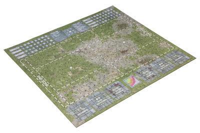Grassy Pitch - 2
