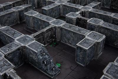 Hive Walls - 2