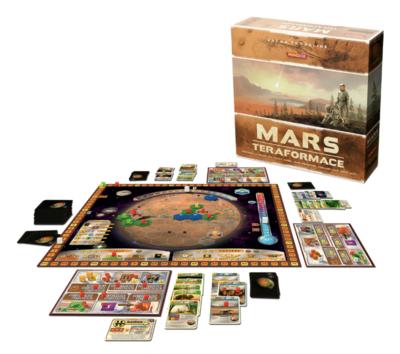 Mars: Teraformace - 2