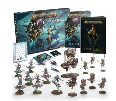 AGE OF SIGMAR: AETHER WAR (ENG) - 2