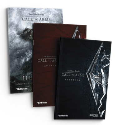 Elder Scrolls: Call to Arms - Core Rules Set - 2