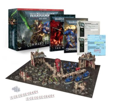 WARHAMMER 40000 COMMAND EDITION (ENG) - 2