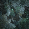 Elder Scrolls - 3x3 Double Sided mat Ruins Wilderness - 2/2