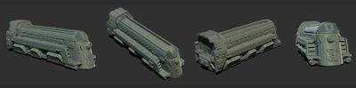 Grav Train 3D file - 2