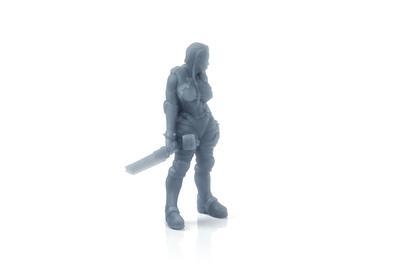 Standing Woman - 2