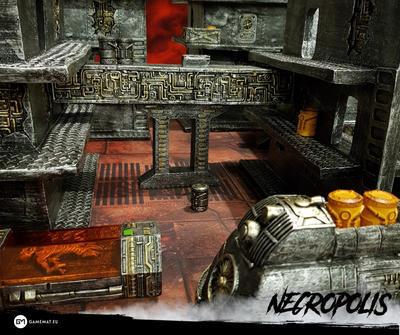 Necropolis Set - 21