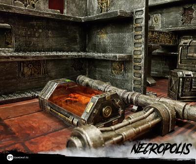 Necropolis Set - 22