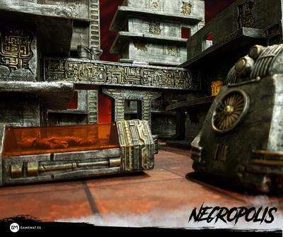 Necropolis Set - 23